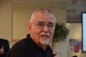 Hartmut Rex, 1. Vorsitzender AC Einigkeit Elmshorn