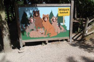 Wölfe mit bekannten Gesichtern