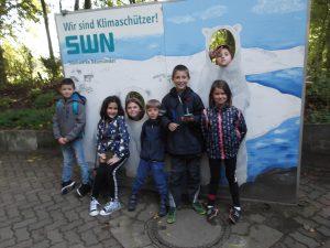 Zoo Neumünster: ACE-Kinder als Klimaschützer!